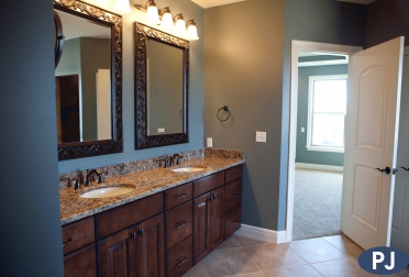 Old Hawthorne Custom Bathroom