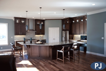 Copperstone Custom Kitchen