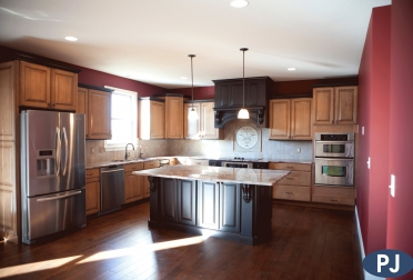 Old Hawthorne Custom Kitchen