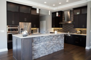Custom home builder kitchen columbia mo