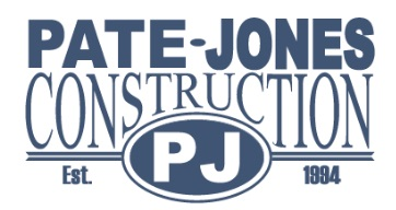 Pate Jones Construction